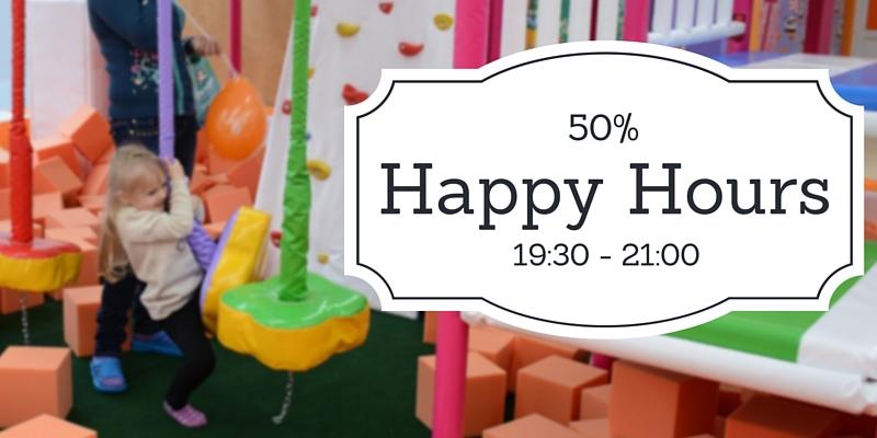 Квиток в Sky Up за півціни — Happy Hours exist :) !